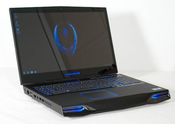 Alienware M18xR2 Image